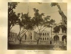 Ancient Views of Canton - Original Albumen Print - 1890s