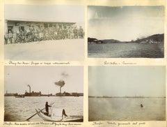Ancient Views of China - Original Albumen Prints - 1890s