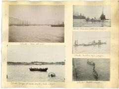 Ancient Views of Colombo - Original Albumen Prints - 1880s/90s