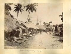Ancient Views of Johor Photograph - Original Albumen Prints - 1890s