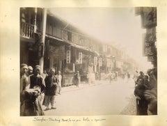 Ancient Views of Shaghai - Original Albumen Print - 1880s/90s