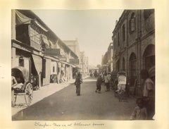 Ancient Views of Shanghai - Original Albumen Prints - 1890s