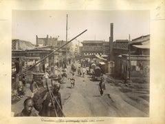 Ancient Views of Tientsin - Original Albumen Prints - 1890s