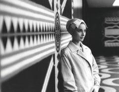 Audrey Hepburn (1958) Silver Gelatin Fibre Print - Oversize