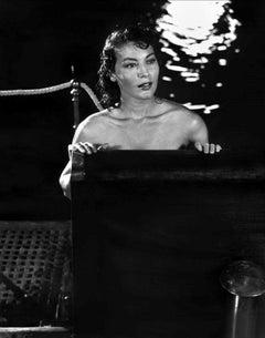 Ava Gardner (1951) Silver Gelatin Fibre Print