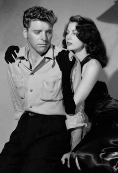 "Ava Gardner and Burt Lancaster ""The Killers"" Globe Photos Fine Art Print"