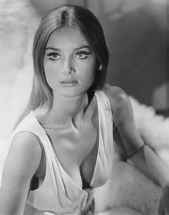 Barbara Bouchet Glamour Portrait Vintage Original Photograph