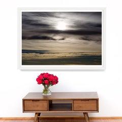 Beach Life no. 25, giclee print, framed