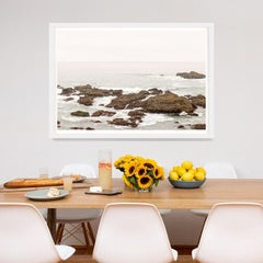 Beach Life no. 38, giclee print, framed