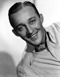 Bing Crosby Big Smile in the Studio Movie Star News Fine Art Print