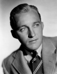 Bing Crosby: Handsome Young Star in the Studio Movie Star News Fine Art Print