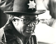 Bo Diddley in London Vintage Original Photograph