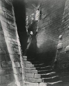 Boris Karloff as Frankenstein Fine Art Print