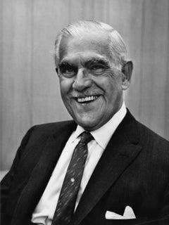 Boris Karloff Smiling Vintage Original Photograph