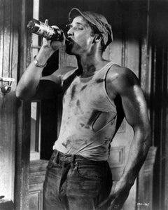 Brando As Stanley (1951) Silver Gelatin Fibre Print