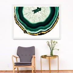 Bright Geodes no. 11, giclee print, unframed