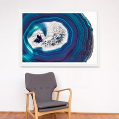Bright Geodes no. 4, giclee print, unframed