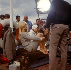 Brigitte Bardot - Oversize Print