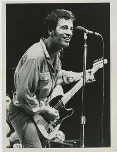 Bruce Springsteen Hollywood Bowl 1981