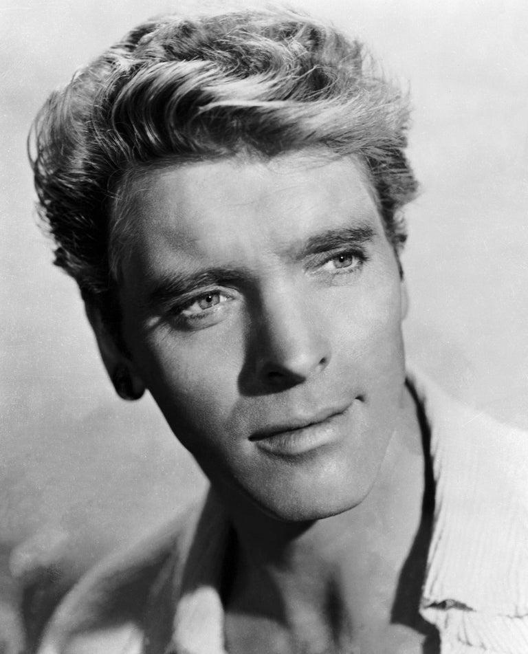 "Unknown Portrait Photograph - Burt Lancaster ""Desert Fury"" Globe Photos Fine Art Print"