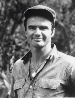 Burt Reynolds Outdoors Vintage Original Photograph