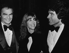 Burt Reynolds, Warren Beatty, Jane Fonda
