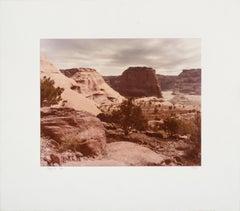 """""""Canyon de Chelle"""" #2 - Desert Landscape Photograph"""