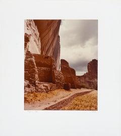 """""""Canyon de Chelle"""" #3 - Desert Landscape Photograph"""