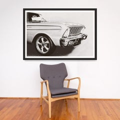 Car Photography no. 9, giclee print, unframed
