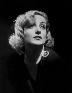 Carole Lombard: Looking Up Movie Star News Fine Art Print