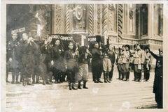 Ceremony of Honor - Vintage Photo 1934