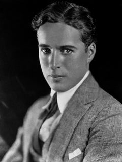 Charlie Chaplin Young and Handsome Star Movie Star News Fine Art Print