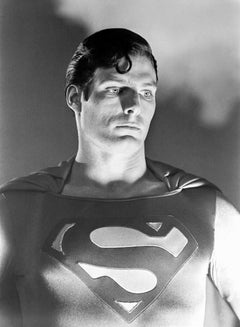Christopher Reeve as Superman Fine Art Print