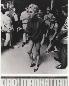 CIAO! MANHATTAN / EDIE SEDGWICK POP ART, ANDY WARHOL, CHELSEA GIRLS, VERY RARE!