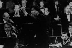 Claudio Abbado - Vintage Photograph - 1980s