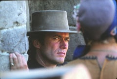 Clint Eastwood at Home