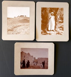 Collection of Vintage Photos from Norther Africa - Early 20th Century