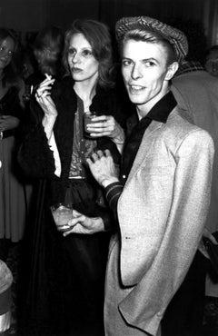 David Bowie Candid Fine Art Print