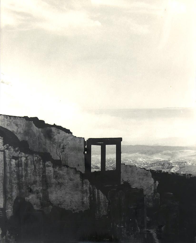 Demolition - Original Photo-Lithograph - Mid 20th Century