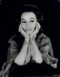 Dolores Del Rio: Glamour in the Studio Vintage Original Photograph