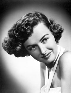 Donna Reed Smiling in the Studio Movie Star News Fine Art Print