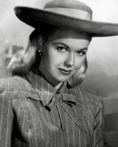 "Doris Day ''My Dream is Yours"" Globe Photos Fine Art Print"