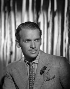 Douglas Fairbanks Jr. Artistic Portrait Fine Art Print