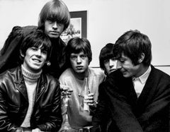 Early Rolling Stones Fine Art Print