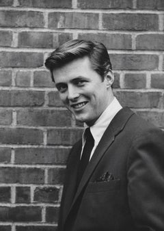 Edd Byrnes Star of 77 Sunset Strip Smiling Globe Photos Fine Art Print