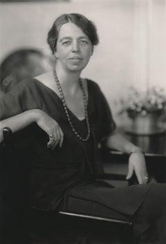 Eleanor Roosevelt Classical Portrait Fine Art Print