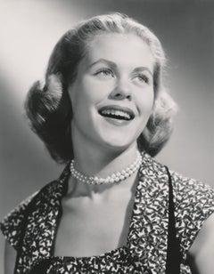 Elizabeth Montgomery Laughing Fine Art Print
