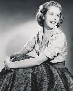 Elizabeth Montgomery Smiling Fine Art Print