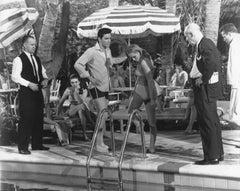 Elvis Presley and Ursula Andress in Fun in Acapulco Vintage Original Photograph