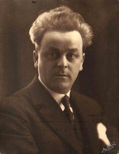 Emilio Ghirardini Autographed Photograph - 1925